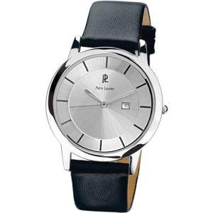 Pierre Lannier 235C1 - Montre pour homme bracelet en cuir Extra-plat