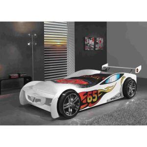 Lit voiture Le Mans (90 x 200 cm)