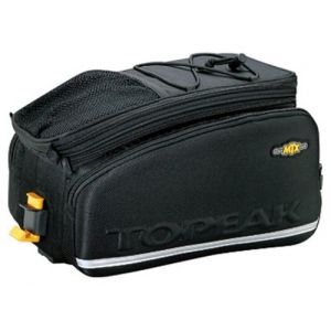 Topeak MTX Trunk Bag DX - Sac porte-bagages - noir Sacs pour porte-bagages unisex noir 2016