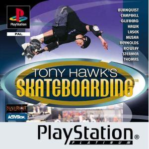 Tony Hawk's Skateboarding [PSone]