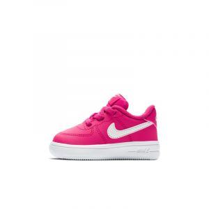 Nike Chaussure Force 1'18 pour Bébé et Petit enfant - Rose - Taille 21 - Unisex