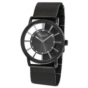 Kenneth Cole IKC9176 - Montre pour homme Transparency