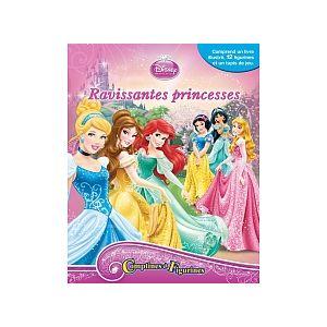 Comptines et figurines Disney Princess