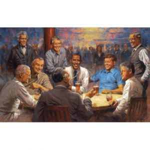 Sunsout Andy Thomas - The Democrat Club