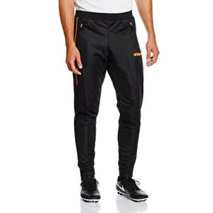 Uhlsport Stream 3.0 Classic Pantalons - Black / Fluo Orange - Taille XXXL