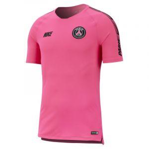 Nike Haut de football Paris Saint-Germain Breathe Squad pour Homme - Rose - Taille L - Homme