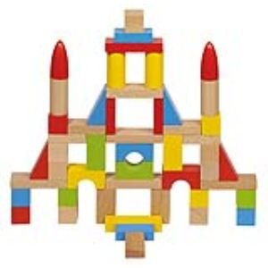 Goki 58575 - Jeu de construction 50 éléments