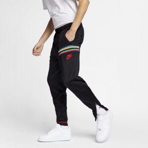 Image de Nike Pantalon en molleton Sportswear pour Homme - Noir - Couleur Noir - Taille XS