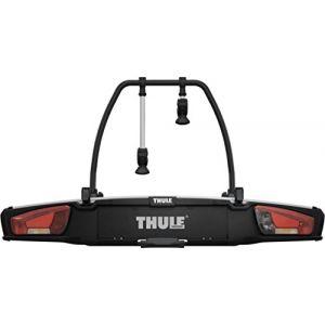 Thule Porte-vélos d'attelage plate-forme VeloSpace XT 938 pour 2 vélos compatible vé