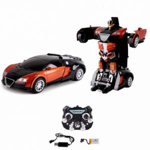 Chictech Robot voiture transformable Turbo