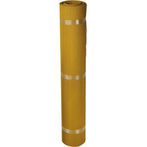 Toile métallique plastifiée Tropic Longueur 25 m Hauteur 0,5 m Jaune