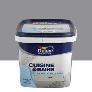Peinture dulux valentine gris comparer 173 offres - Dulux valentine cuisine ...