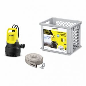 Kärcher Pompe d'évacuation eau chargée Kit anti innondations 1.645-507.0