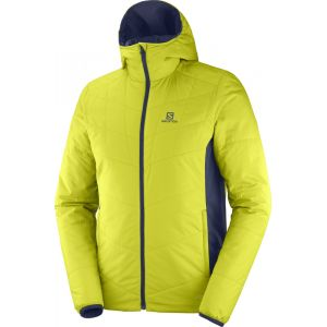 Salomon Drifter Mid Hoodie M Citronell S