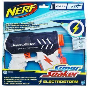 Image de Hasbro Nerf Super Soaker Electrostorm