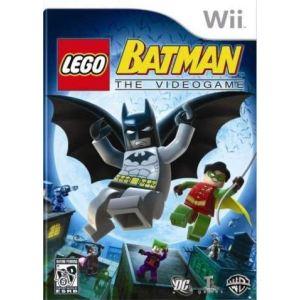 LEGO Batman : Le Jeu Vidéo [Wii]