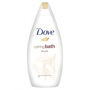 Dove Bain Douche Crème Soin Toucher Soie 500ml