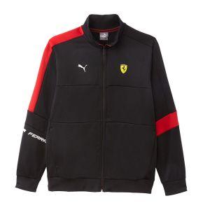 Puma Sweat zippé col montant Ferrari Noir - Taille L;M;S;XL;XXL