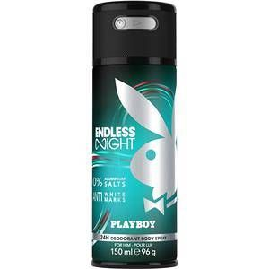 Playboy Endless Night - Déodorant body spray 24h