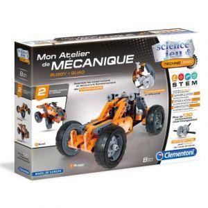 Clementoni Mon atelier de mécanique Buggy et quad