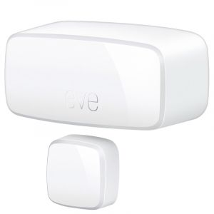 Elgato Eve Door and Window Blanc - Capteur de contact sans fil