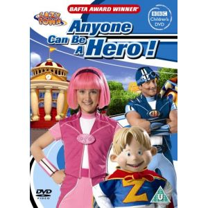 LazyTown : Anyone Can Be A Hero