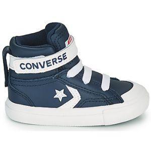 Converse Chaussures enfant PRO BLAZE STRAP VARSITY LEATHER HI - Couleur 20,21,22,23,24,25,26 - Taille Bleu