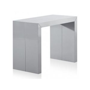 Table console extensible Aviva 3 rallonges