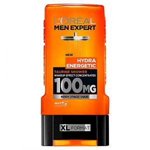 L'Oréal Men Expert Hydrating Energetic Shower Gel - 300 ml