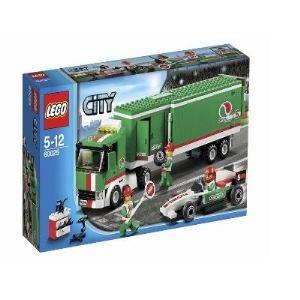 Lego 60025 - City : Le camion du grand prix