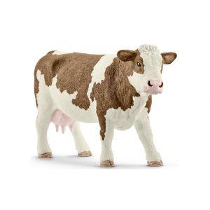 Schleich 13801 - Vache Simmental