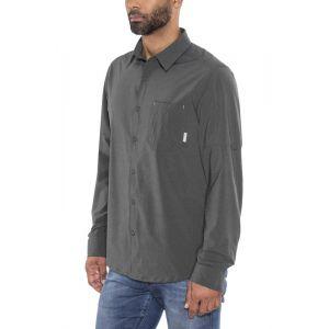 Columbia Triple Canyon - Chemise manches longues Homme - gris S Chemises manches longues