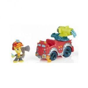 Hasbro Play-Doh - Town camion de pompier