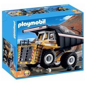 Playmobil 4037 - Tombereau Géant