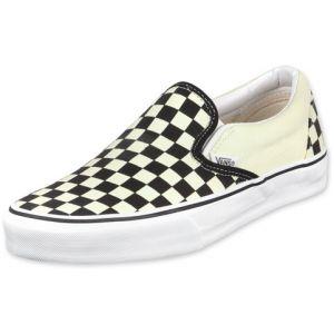 Vans Classic Slip on chaussures noir blanc à carreaux 38,0 EU