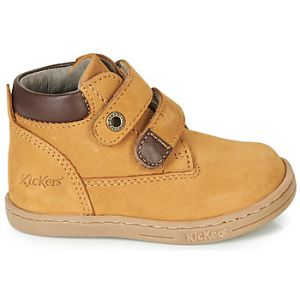 Kickers Boots enfant TACKEASY Marron - Taille 20,21,22,23