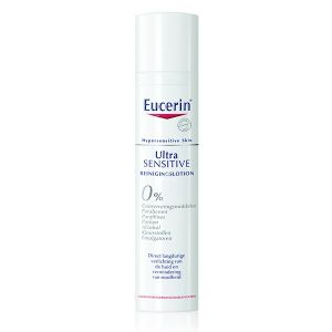 Eucerin Ultra Sensitive - Lotion nettoyante