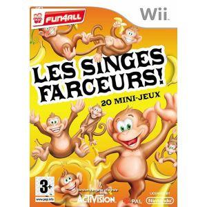 Les Singes Farceurs [Wii]