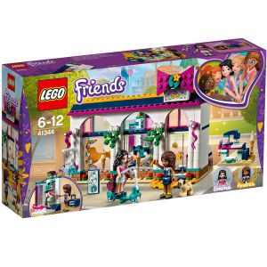 Lego 41344 - Friends : La boutique d'accessoires d'Andrea
