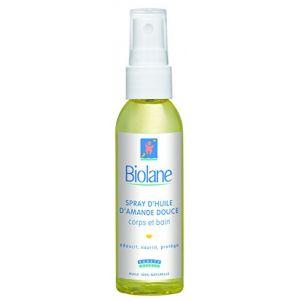 Biolane Spray d'huile d'amande douce