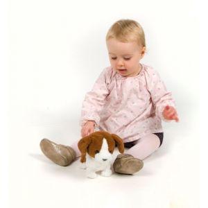 Frimouzzz Lumi - Petit chien marron et blanc