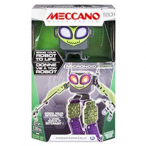 Spin Master 6033259 - Robot Meccano Tech Micronoid