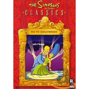 Les Simpson Classics : Les Simpson à Hollywood [DVD]
