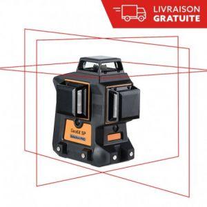 Geo Fennel Laser GEO-FENNEL Multi-fonctions pour tous types de travaux en intérieur - Geo6X SP Kit - 534100