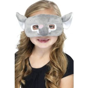 Masque peluche éléphant