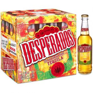 Desperados Bière aromatisée téquila 5.9%Vol.