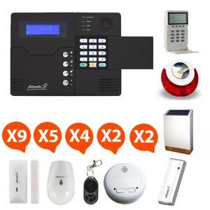 Atlantic's ST V Kit 11 - Alarme GSM sans fil