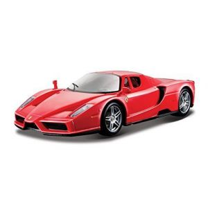bburago 26006r ferrari enzo 2002 echelle 1 24 comparer avec. Black Bedroom Furniture Sets. Home Design Ideas