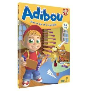Adibou : Joue à lire et à compter - 2009 / 2010 [Mac OS, Windows]
