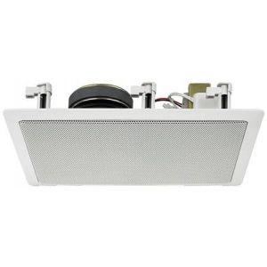 Monacor Enceinte ELA de plafond ESP-32/WS blanc 1 pièce